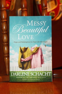 book cover Messy Beautiful Love