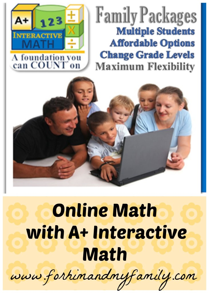 Online Math with A+ Interactive Math