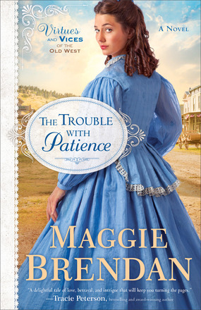The Trouble with Patience book review