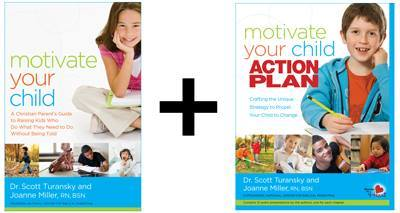 Motivate Your Child Action Plan and Ebook