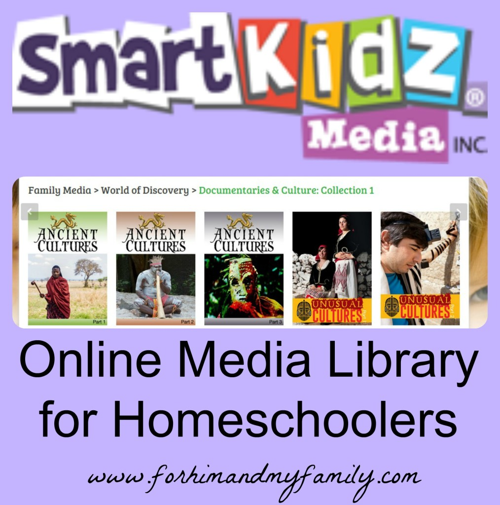 Online Media Library for Homeschoolers