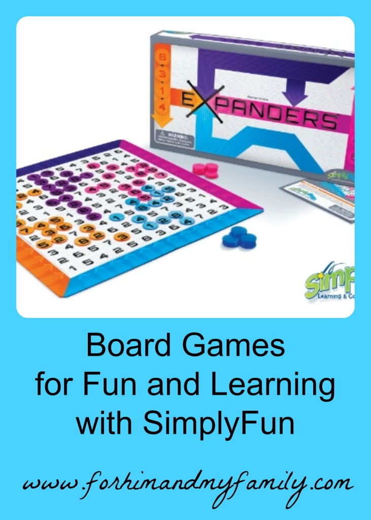 Board Games for Learning and Fun
