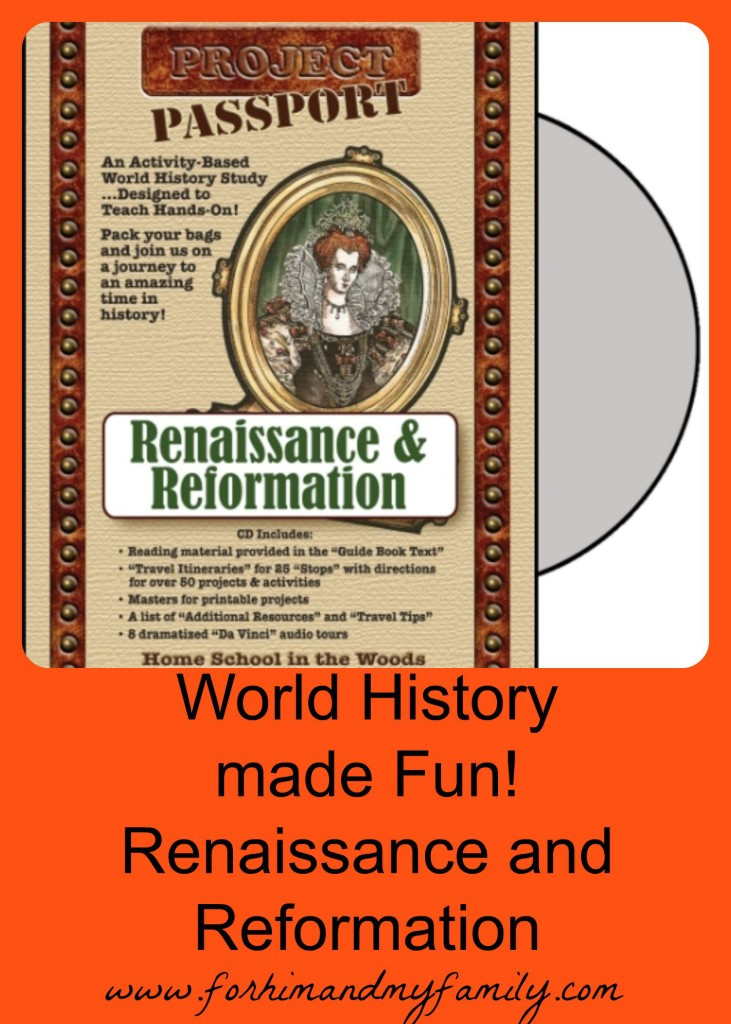 World History Renaissance and Reformation