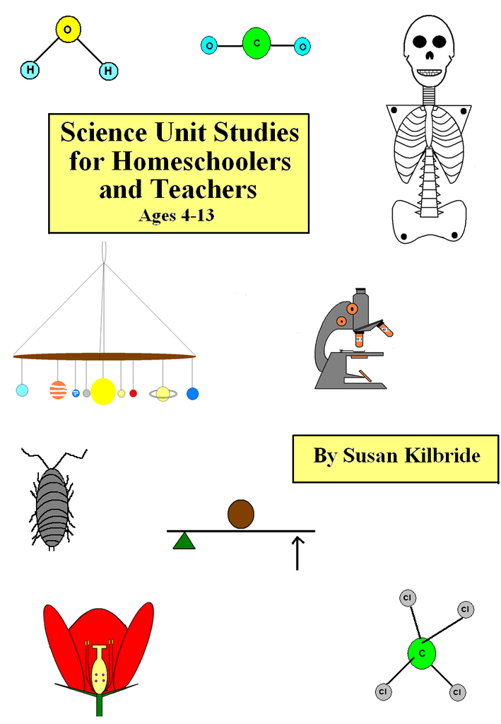 science unit study for all ages