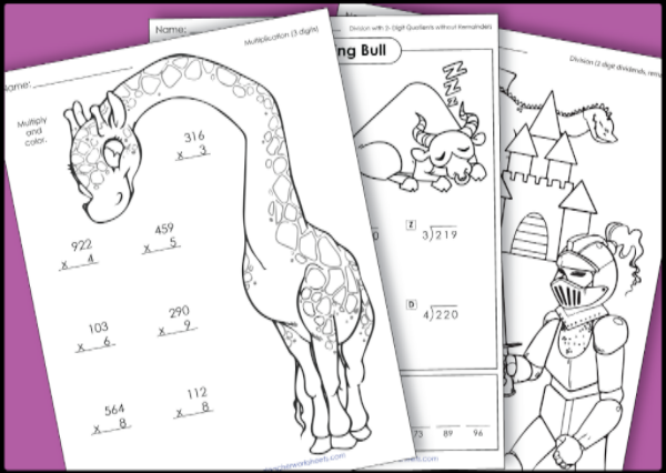 Homeschool Printables for All Subjects