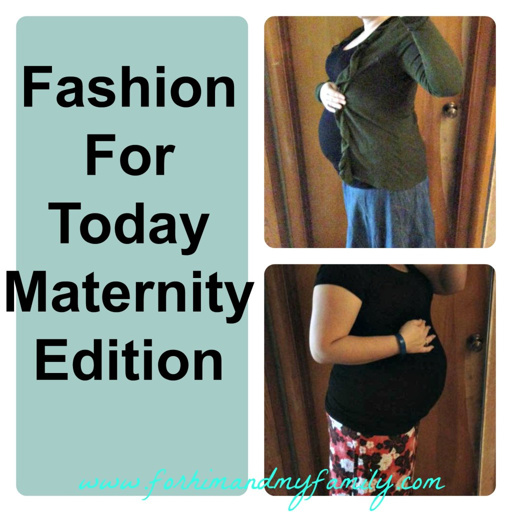 Fashion For Today {maternity edition}