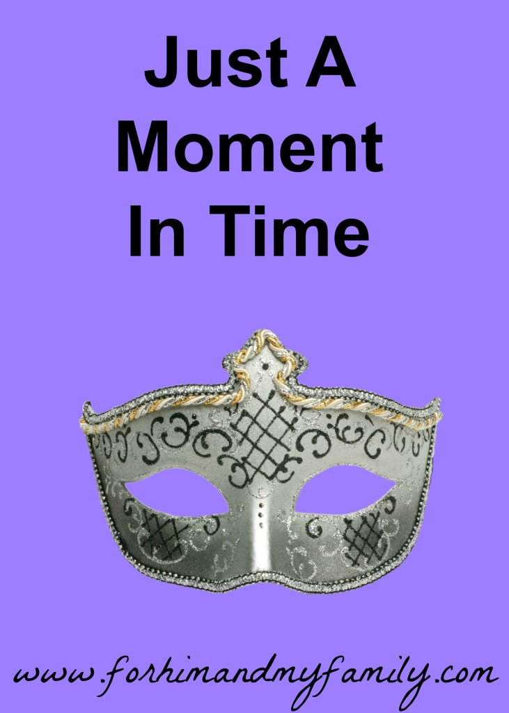 Just a Moment in Time {Blogging the ABCs Letter J}
