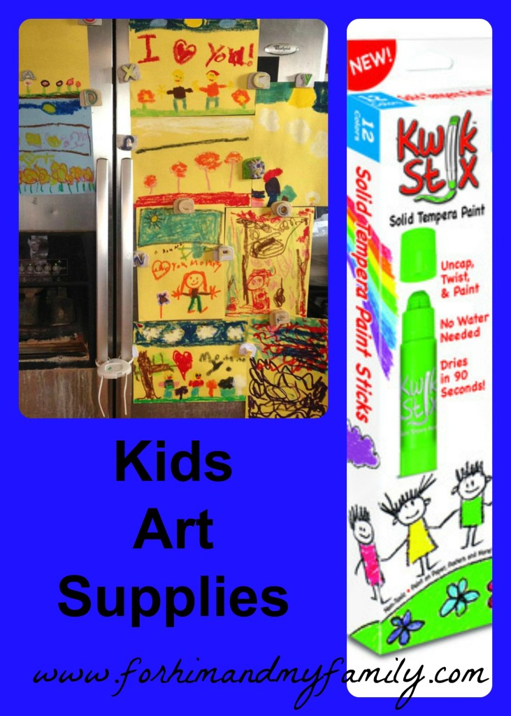 Kids Art Supplies {TOS Crew Review}