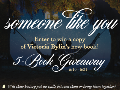 Someone Like You Book Giveaway {Ends 5/31}