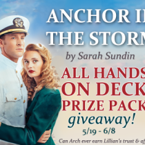All Hands on Deck Giveaway {ends 6/8}