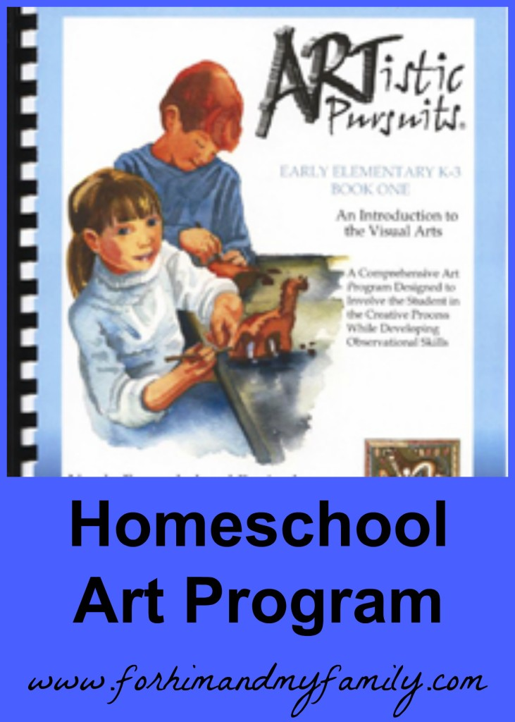 Homeschool Art Program {TOS Crew Review}