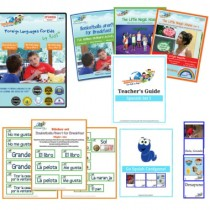 Multi-Sensory Learning {TOS Crew Review}