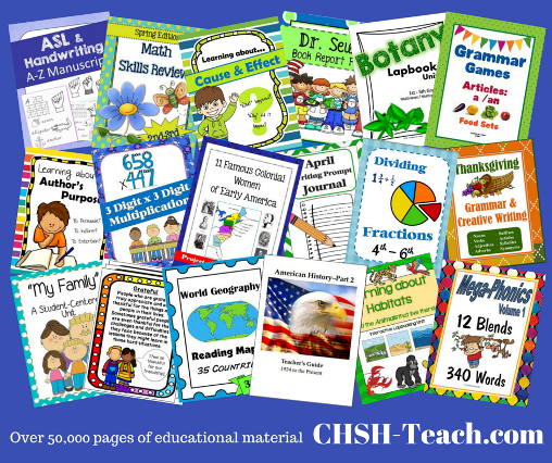 Homeschool Supplements {TOS Crew Review}