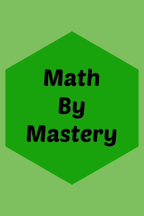Math By Mastery