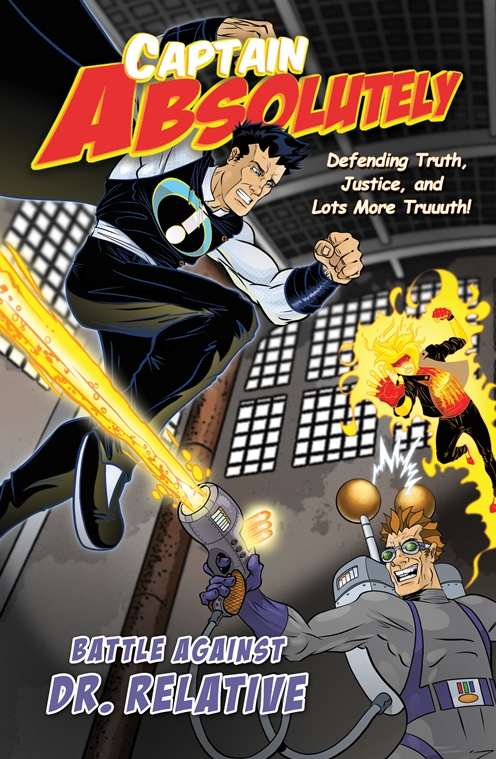 A Christian Comic Book