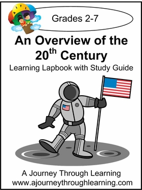 20th Century Lapbook